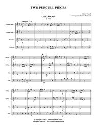 Two Purcell Pieces