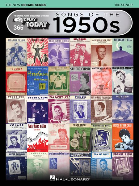Songs of the 1950s - The New Decade Series
