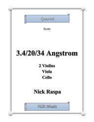 3.4/20/34 Angstrom - Full Set