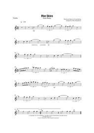 Blue Skies / String Trio