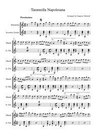 Tarantella Napoletana By Public Domain Digital Sheet Music