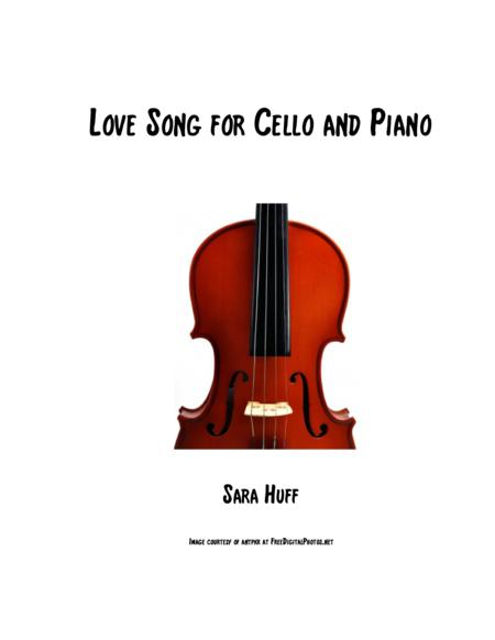 Love Song for Cello and Piano