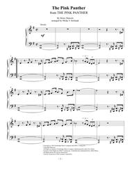 Pink panther theme sheet music for trumpet download free in pdf or.
