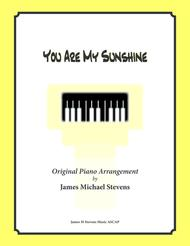 graphic about You Are My Sunshine Free Printable identify Down load Yourself Are My Solar (piano Solo) Sheet Audio By means of