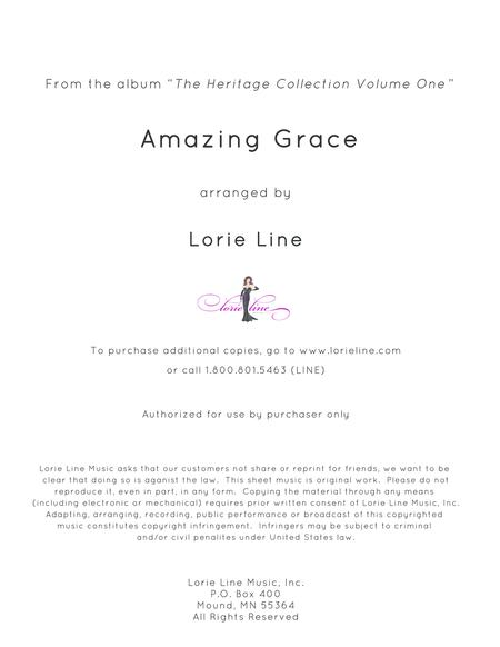 Amazing Grace (from Heritage I)