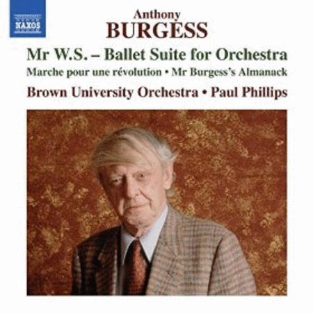 Anthony Burgess: Ballet Suite