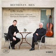 Beethoven & Ries: Cello Works