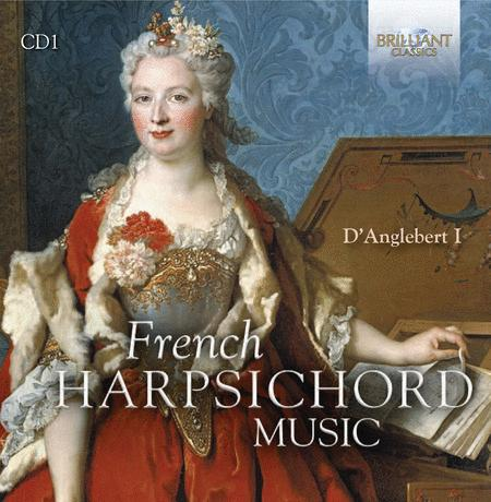 French Harpsichord Music [Box Set]