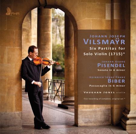 Solo Violin Works
