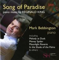 Song of Paradise: Piano Music
