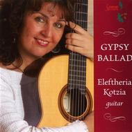 Gypsy Ballad: Guitar Music