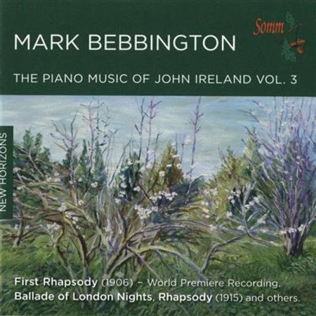 Volume 3: Piano Music