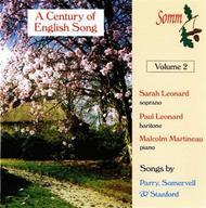 Volume 2: Century of English Song