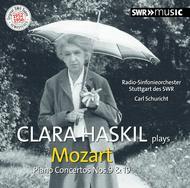 Clara Haskil plays Mozart