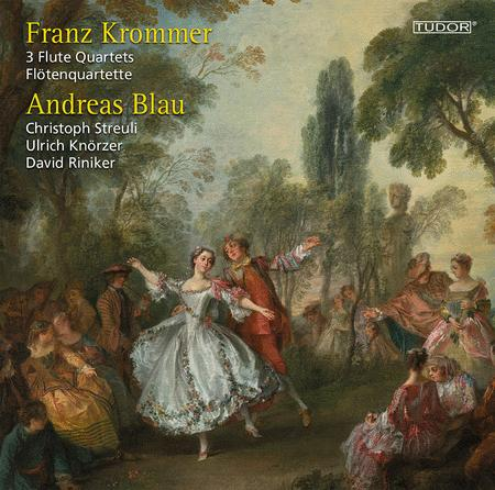 Franz Krommer: 3 Flute Quartets