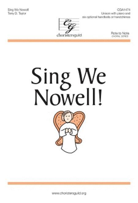 Sing We Nowell!