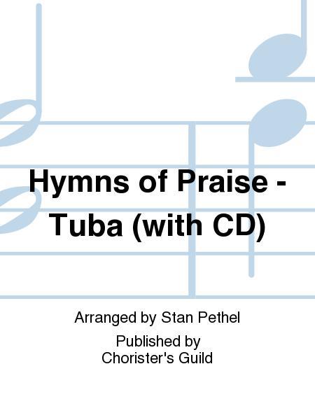 Hymns of Praise - Tuba (with CD)