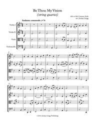 Be Thou My Vision (string quartet)