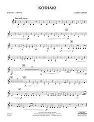 Kodiak! - Bb Bass Clarinet