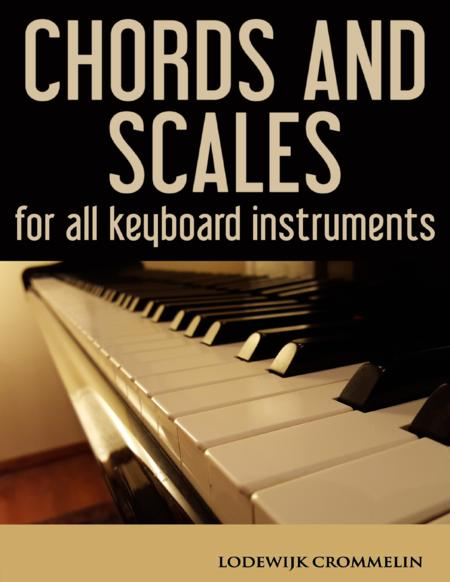 Chords & Scales - for all keyboard instruments