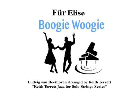Für Elise Boogie Woogie for Violin & Piano