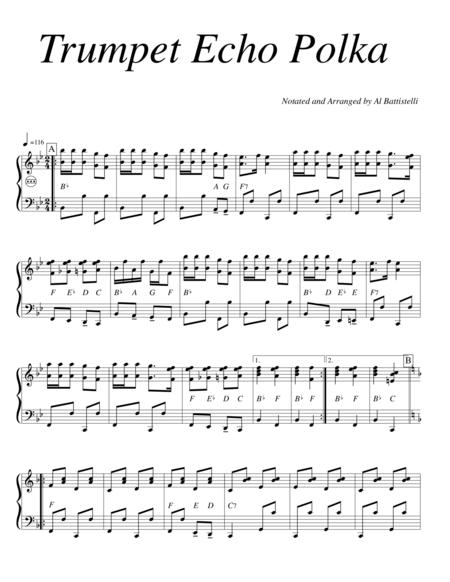 Trumpet Echo Polka