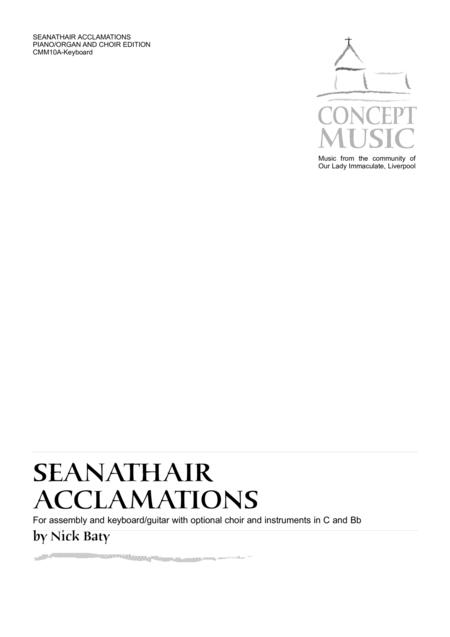 Seanathair Acclamations
