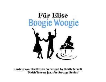 Für Elise Boogie Woogie for Cello & Piano