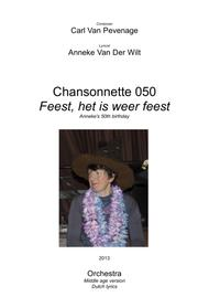 (CH050ORC) Middle age - Anneke's 50 birthday - Small orchestra