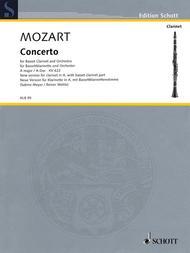 Concerto KV 622