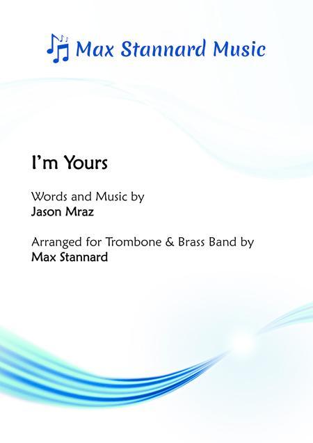 I'm Yours (Trombone Solo)