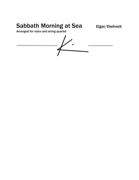 Elgar: Sabbath Morning at Sea from Sea Pictures