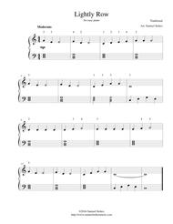 top lightly row piano notes with letters images for lightly row for easy piano sheet by 763