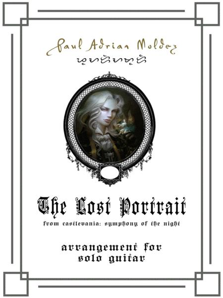 The Lost Portrait (from Castlevania: Symphony of the Night)