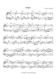 Music for Ballet Class - Adagio