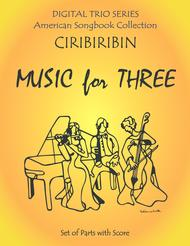 Ciribiribin for String Trio- Violin, Violin, Cello