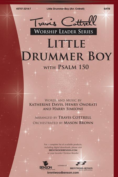 Little Drummer Boy with Psalm 150 (Anthem)