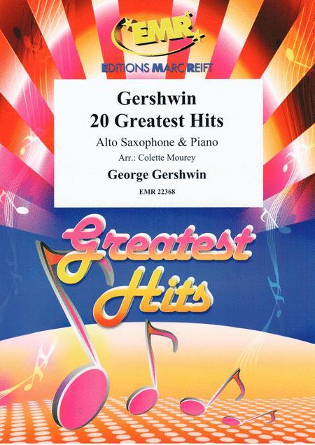 Gershwin 20 Greatest Hits