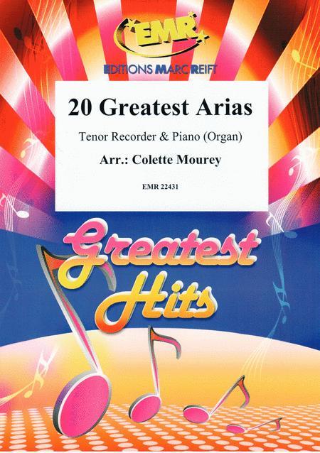 20 Greatest Arias