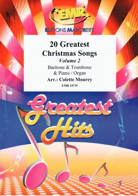 20 Greatest Christmas Songs Vol. 2