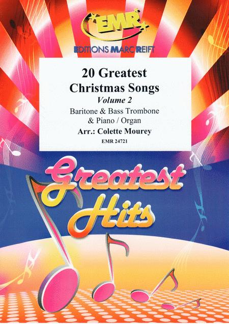 20 Greatest Christmas Songs Vol. 2