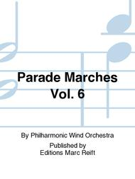Parade Marches Vol. 6