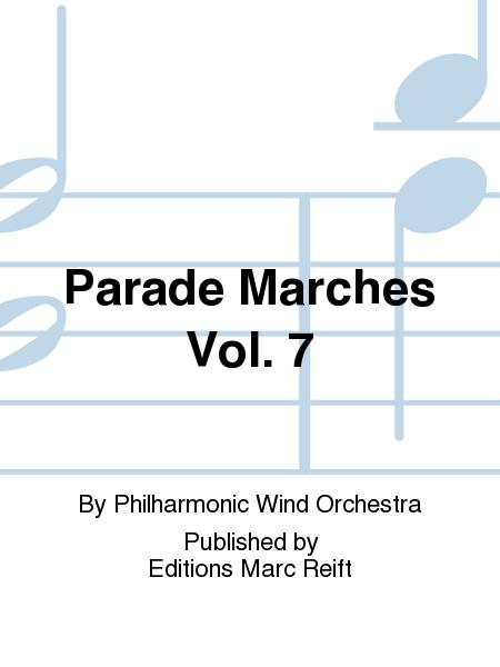 Parade Marches Vol. 7