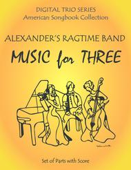Alexander's Ragtime Time for Woodwind Trio