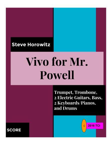 Vivo For Mr. Powell