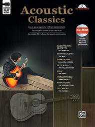 Classic Acoustic Guitar Play-Along