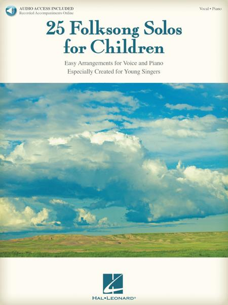 25 Folksong Solos for Children