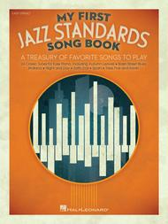 My First Jazz Standards Song Book