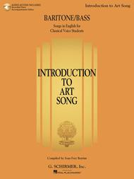 Introduction to Art Song for Baritone/Bass