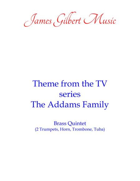 The Addams Family Theme